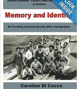 Pubblicazione Libro – Memory and Identity
